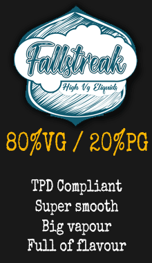 fallstreak high vg tpd eliquid