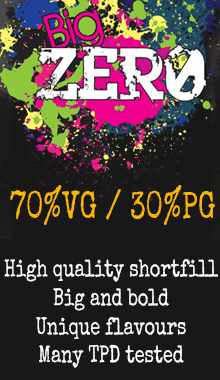 big zero highest quality shortfill